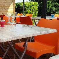 Déjeuner en terrasse ?